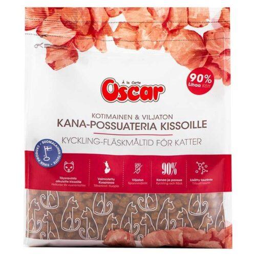 Oscar kana-possuateria