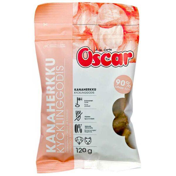 Oscar kanaherkku 120 g
